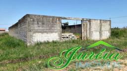 Terreno Murado com 250 m² no Santa Isabel. Peruíbe/SP T1017