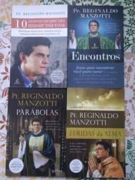 Livros Padre Reginaldo Manzotti