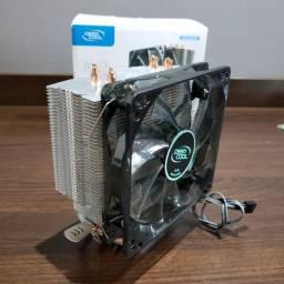 Cooler para Processador DeepCool Gammaxx 400, LED Vermelho, AMD/Intel