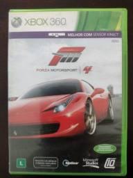 Jogo - Forza Motorsport 4 - XBOX 360
