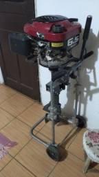 Motor de barco Meghi 6.5