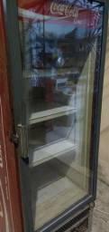 Freezer expositor da Coca-Cola $300,00