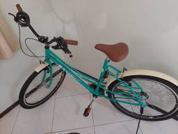 Bicicleta retrô seminovo
