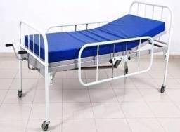 Vendo cama hospitalar com colchão