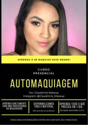 CURSO DE AUTOMAQUIAGEM (PRESENCIAL).