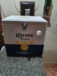 Cooler Corona 15 litros inox