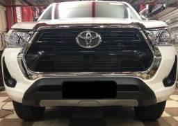 Front Bumper Hilux 2021 Original Toyota