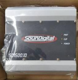 Módulo soundigital 1500 RMS - 1 ohms