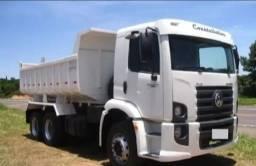Título do anúncio: Caminhão caçamba vw 24280 2016