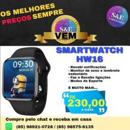 Título do anúncio: Smartwatch HW16