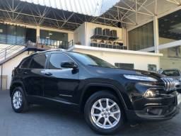 Jeep Cherokee longitude top 4x4