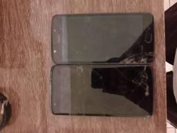 LG K8 e MOTO E4