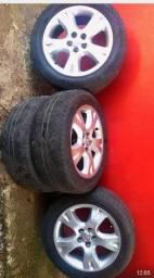 Rodas Corolla