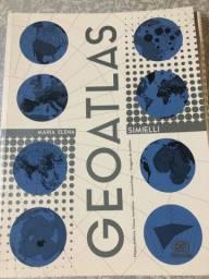 Livro didático - Geoatlas - Novo, sem uso!!!