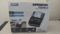 Título do anúncio: Mini Impressora Térmica Knup 1020 (ÓTIMA P/ IFOOD)