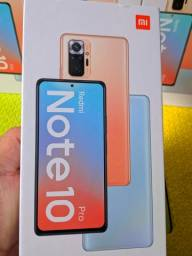 Xiaomi Redmi Note 10 PRO 128Gb. Novo, Lacrado e a Pronta entrega!! 108 Mega Pixels