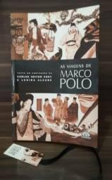 Título do anúncio: As Viagens de Marco Polo com tradução de Carlos Heitor