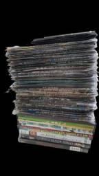DVDs de filmes incríveis. São 210 títulos - Usados.