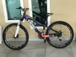 Bicicleta pra sair rápido