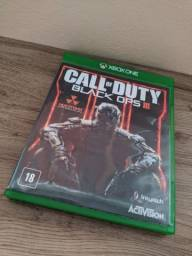 Call of Duty bo3 Xbox one jogo fisico
