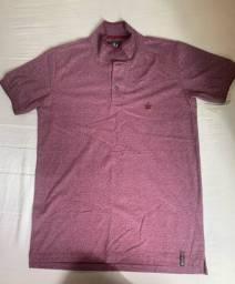 Camisa polo (marca HOMEM COM) tamanho p