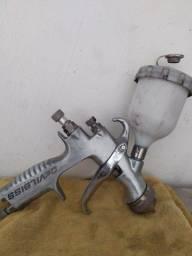 Pistola de pintura devilbiss sgk