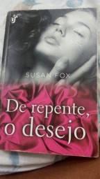 Livro 'De Repente, O Desejo'