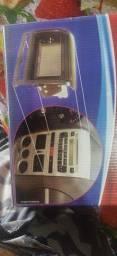 . Tela do painel da Fiat . Tela receptora de dvd . sensores da lâmina