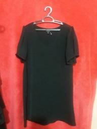 Vestido preto básico(novo)