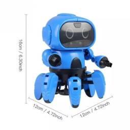 Smallsix robozinho outomatizado