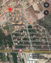 Terreno com Casa - Rua I - Bairro Fátima - Itapipoca