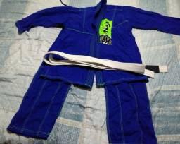 Kimono jiu-jitsu + faixa