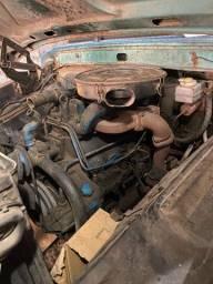 Vendo motor mwm 226 4c Ford f4000