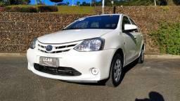 Título do anúncio: Etios Sedan 1.5 - 2016
