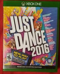 Jogo Just Dance 2016 Mídia física xbox one