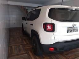 Jeep Renegade 1.8 automática completa