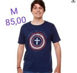 Camisas marca ágape moda católica.