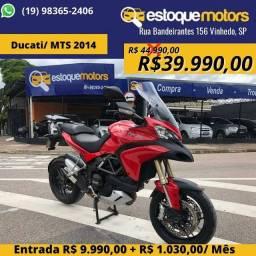 Ducati 1200 MultiStrada ABS 2014