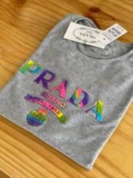 Camisa Prada - Tam M