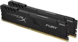 2 Memórias Hyperx Fury 4gb 2666mhz DDR4
