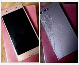Título do anúncio: R$750,00 Smarthphone Xperia Xz Premium 4K G8141 64Gb