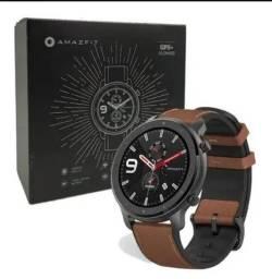 Pronta Entrega Original Relógio Smartwatch Amazfit Gtr