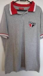 Camisa Polo São Paulo 2015 Licenciada