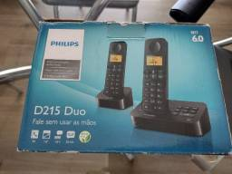 Telefone Philips D215 Duo