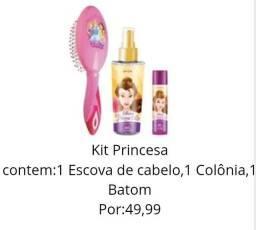 Princesa kit bela e fera