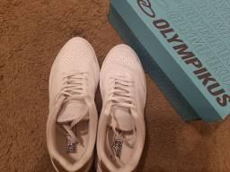 Vendo tênis branco Olympikus n?38