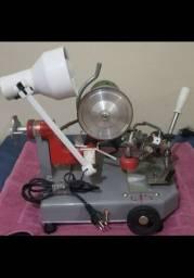 Máquina de amolar alicate chaveiro