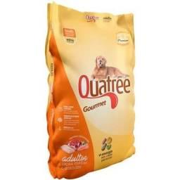 Ração Quatree para cães adultos todas as raças sabor carne 15kg!!!!!