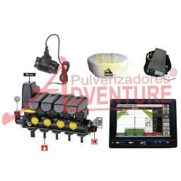 Regulador de Pressão Elétrico com GPS