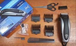 Máquina de cortar cabelo Mondial nova!